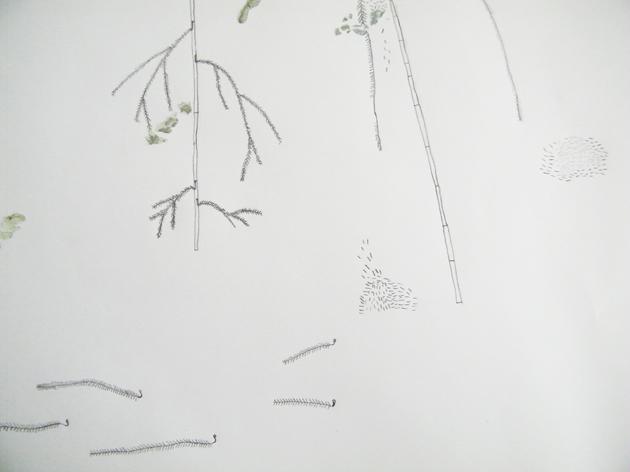 Paysage (détail)